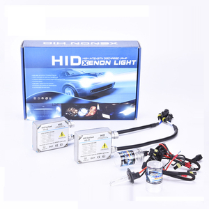 HID Headlights H7 H9 H11 9005 9006 HB3 HB4 35W 55W Regular Ballast Hid Xenon Kit With Metal Base