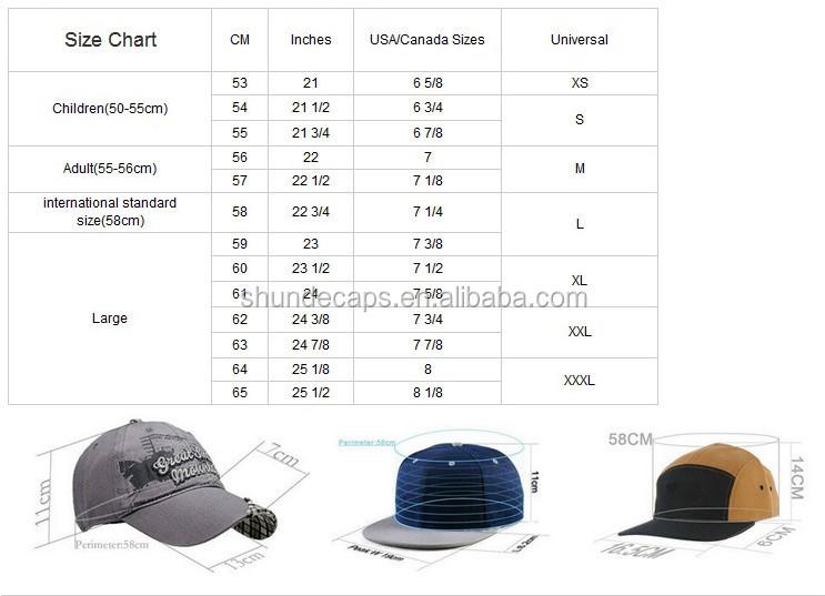 custom 6 panel brim baseball cap led lighted hats