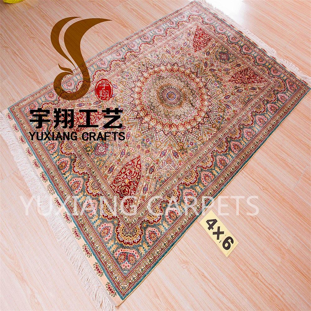 Carpet 4x6ft Antique Persian Carpets