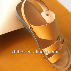 2.0mm pu leather microfiber shoe material