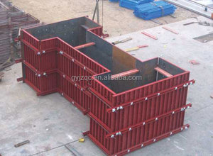 Best price Heavy Duty Metal Concrete Forms For Wall/ Slab/Column from china factory
