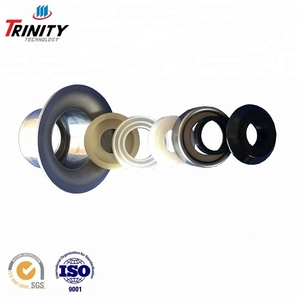 OEM pressing conveyor roller bearing housing/house/case and bearing seals TK3/TKIII type