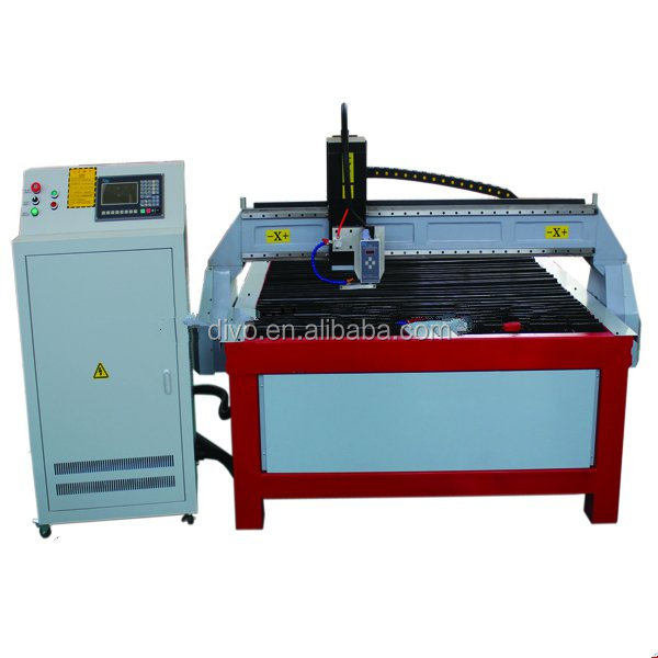 Table industrial cutting machine/Strafire contreller system/Automatic THC Plasma Cutter