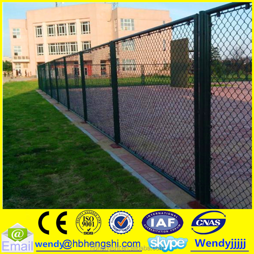 Chain link with slats best