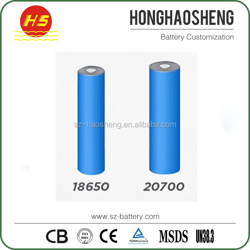 Original NCR20700B 3.7v li-ion rechargeable 20700 battery