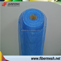 200gr 5*4mm 1200mm*100m fiberglass backing mesh fabric in Germany