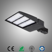 New Product LED Shoebox Pole Light UL Aluminum 120W Parking Lot Lights with 16800lm