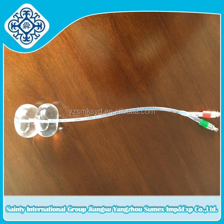 Disposable Uterine Cervical Dilation Balloon Catheter - Buy Double ...
