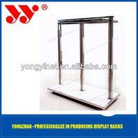 metal hanging basket and stand