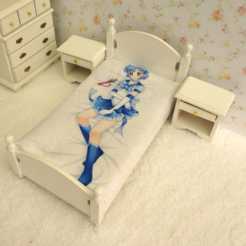Bedding Bed Sheets Beds Anime Custom Sheet Sailor Moon Mizuno Ami