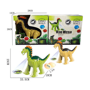 B/O Multifunction lay egg dinosaur toy with projector light&sound function