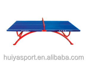 Hebei Huiya professional table tennis table manufacturer