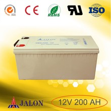 deep cycle solar battery NP200-12 12V 200AH factory direct sale battery