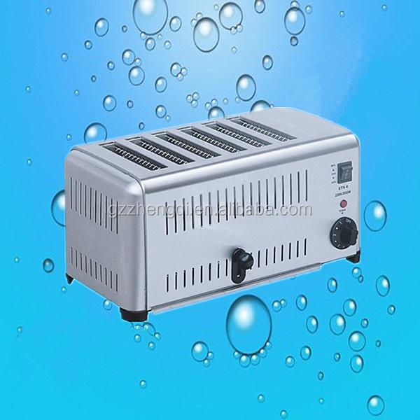 Manufacturing conveyor star toaster