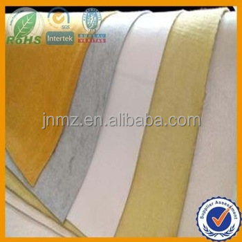 Dyed Pattern and Nonwoven Technics Craft nownvoen polyester felt fabric