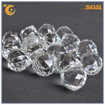 Antique Crystal Ball Chandelier Parts Decoration Glass Spare Parts - Chandelier spare crystals