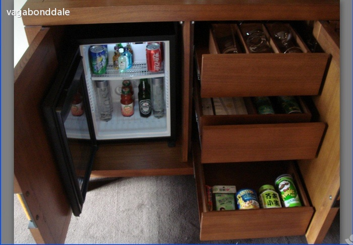 High Quality Mini Bar Cabinet Refrigerator Small