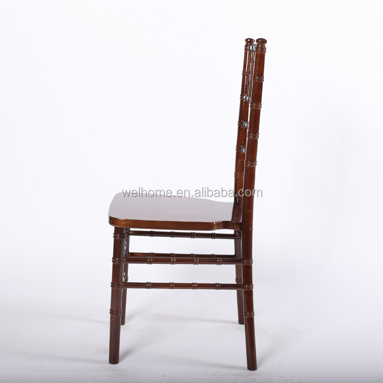 fast delivery locust tree wood tiffany chair