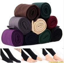 2015 New Fashion Casual Warm Faux Velvet Winter leggins Women Leggings Knitted Thick Slim fitness Super Elastic women pants