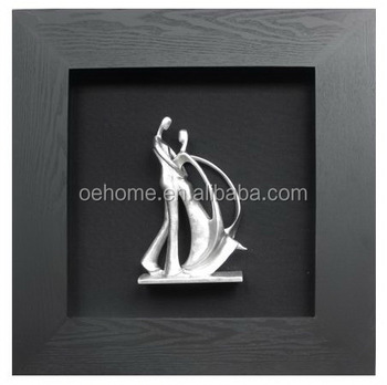 Hotel Decorative Wood Carved Wholesale Shadow Box Picture Frame ...