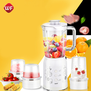 Appliances professional commercial electric home kitchen vacuum fruit blender