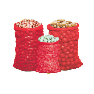 Hot selling cheap fruit firewood onions mesh bag,leno bags