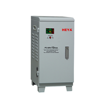 ISO and PCT relay control single phase 2 wire 1000 watt automatic ac voltage regulator stabilizer for demestic use
