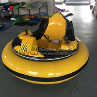 Amusement Park Indoor UFO Inflatable Battery Bumper Car Rides For Sale