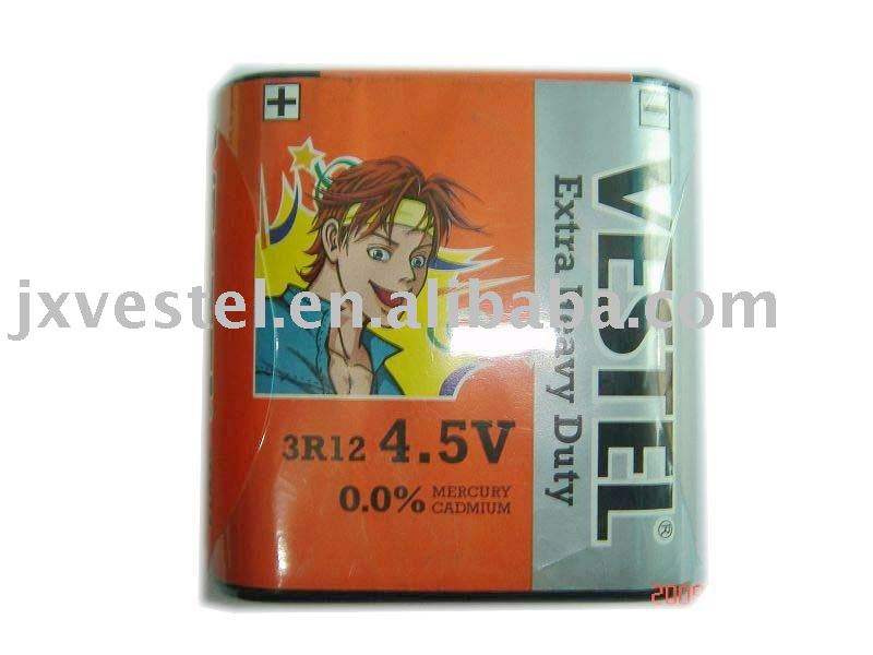3R12 super heavy duty battery