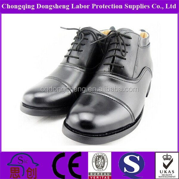 Formal Wear For Winter Combat Army General Shoes