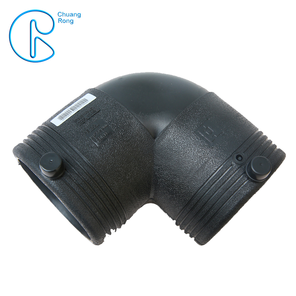 PE SDR11 SDR17 PN16 PN10 HDPE Electrofusin Fitting poly bend
