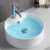 Top Sale Bathroom Sanitary Ware White Ceramic Above Counter Art Basin