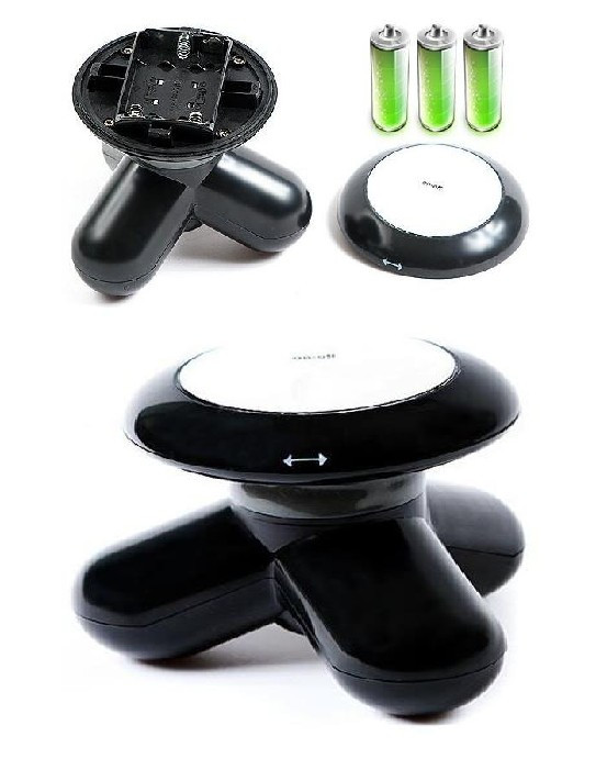 New design electric pet massager with USB terminal wire