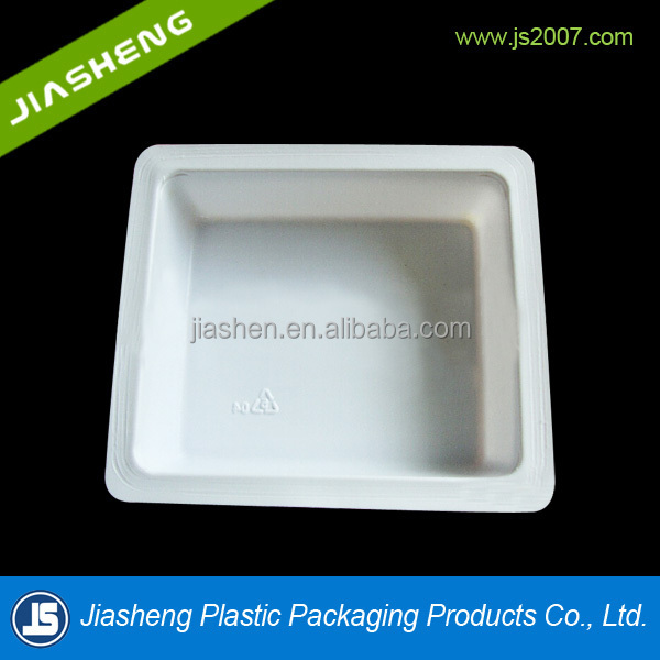 best seling cheap food / dry fruit / vegetable / sweet plastic tray for party