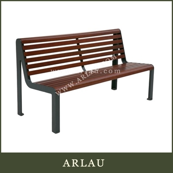 wrought iron and wood furniture. Arlau Simple Bench Design,Wood Chairs,Outdoor Wrought Iron Wooden Garden And Wood Furniture D