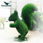OA5277 City decoration grass animals artificial topiary squirrel