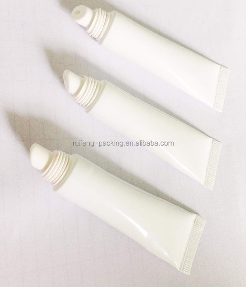 small white empty lipstick wholesale packaging tube