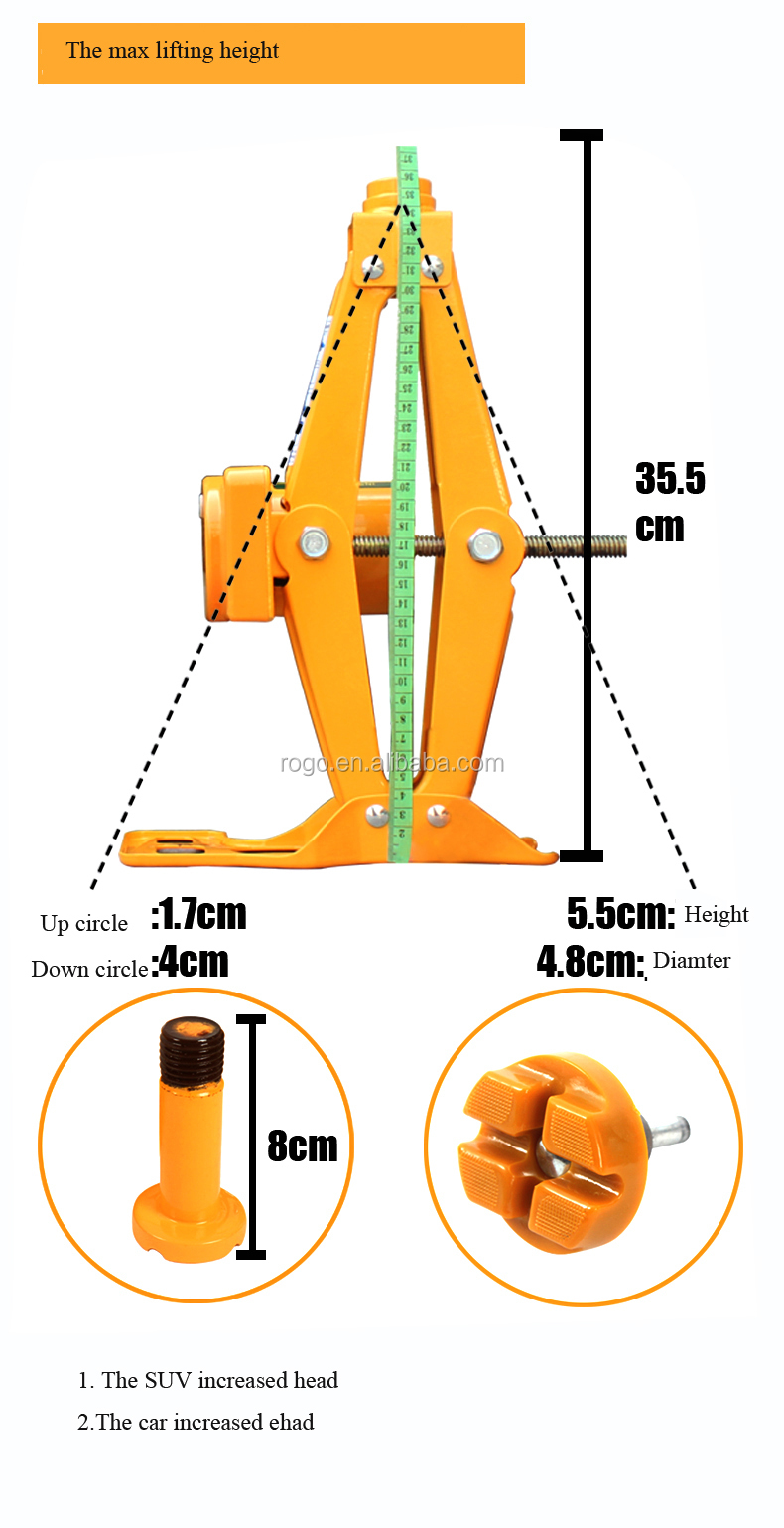 Chinese Supplier Car Emergency Repair Tools 12v Electric Lifting ...