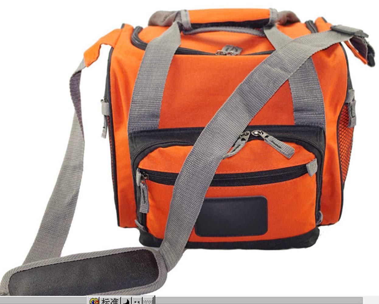 SYHK Picnic Box Oxford Big Capacity Waterproof Cooler Bag Insulated Cool Shoulder Bag Ice Pack