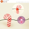 Walking stick X-mas series decoration LED string lights