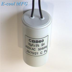 Best Price State-Owned Enterprises Quality Cbb60 Washing Machine Capacitor  1UF 2UF 2 5UF 3UF 250VAC 350VAC 450VAC