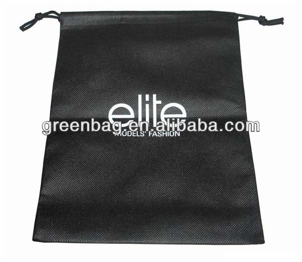 Promotional non woven jewelry shopping bag