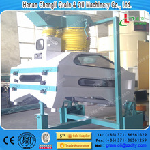 small business low price wheat /rice /maize/corn flour mill destone machine for sale