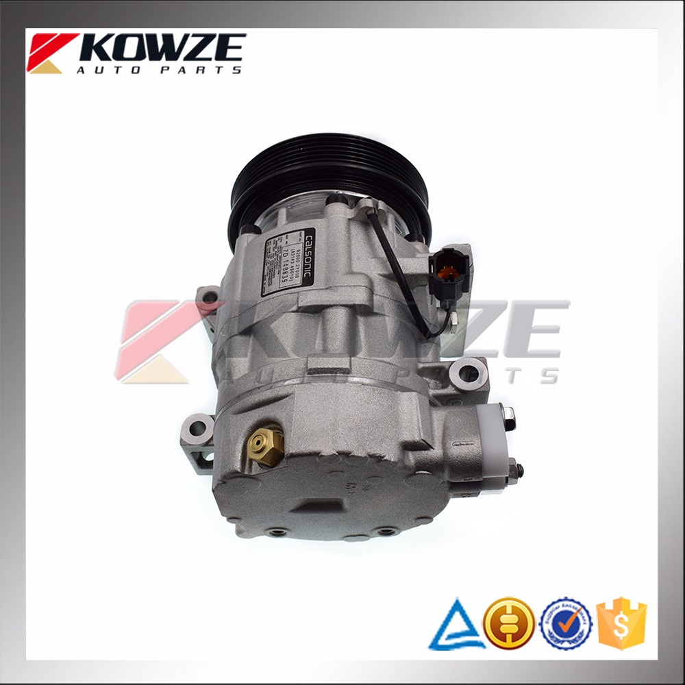 Auto Accessory AC Compressor ASSY 92600-AU000 For NISSAN X-TRAIL PRIMERA