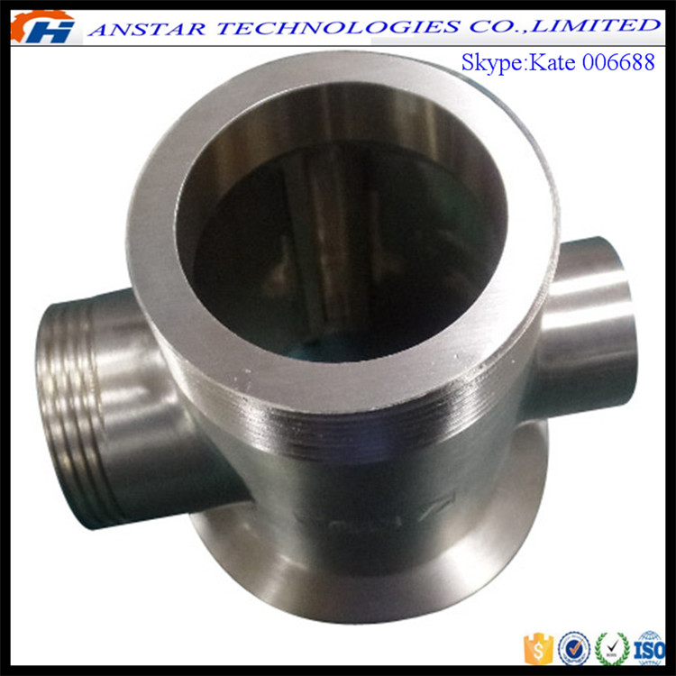 Precision cnc milling drilling machine parts ,high tensile steel pipe,refinery machines parts