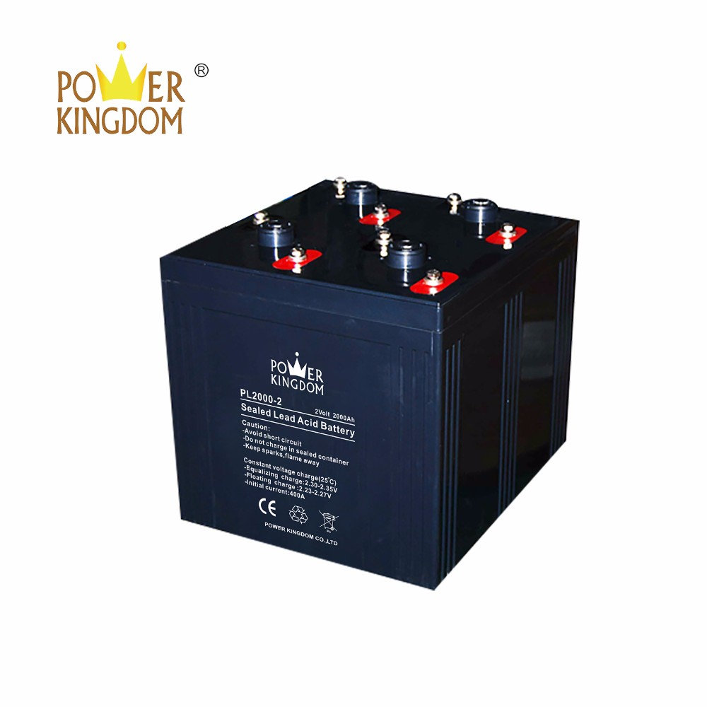 Power Kingdom Wholesale agm glass mat battery for business communication equipment-2