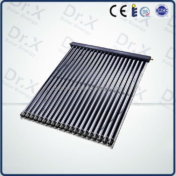 2016 grand one heat pipe solar collector