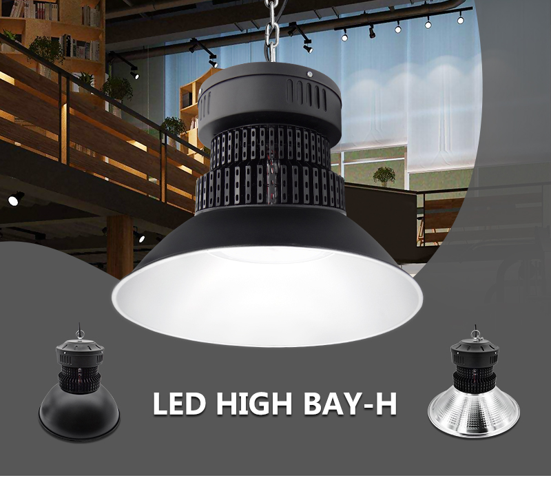 LED Highbay lamp for project 100W 150W 200W