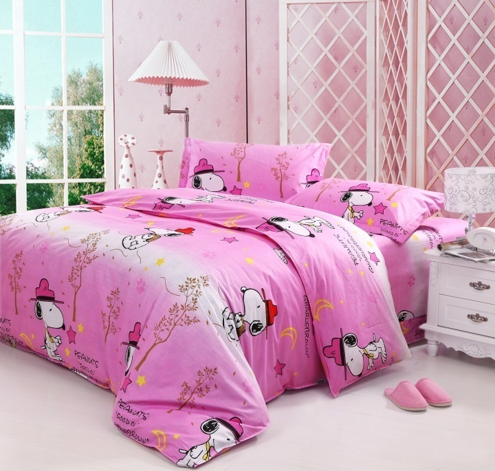 Popular Snoopy Bedding Set Buy Cheap Snoopy Bedding Set