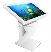 42/55/65 Inch Indoor Network Wireless Interactive Multi Touch Table